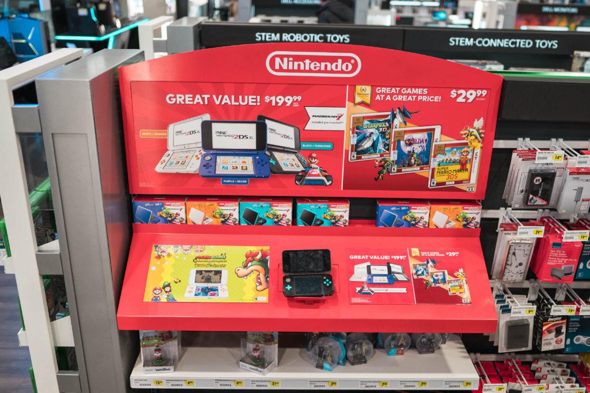Nintendo case study